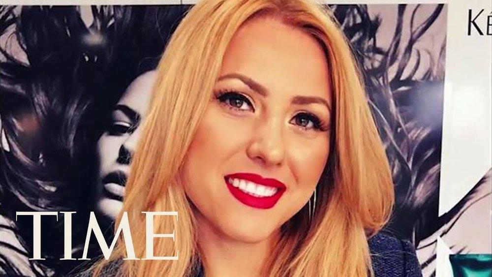 Viktoria Marinova , 30-letna bolgarska publicistka