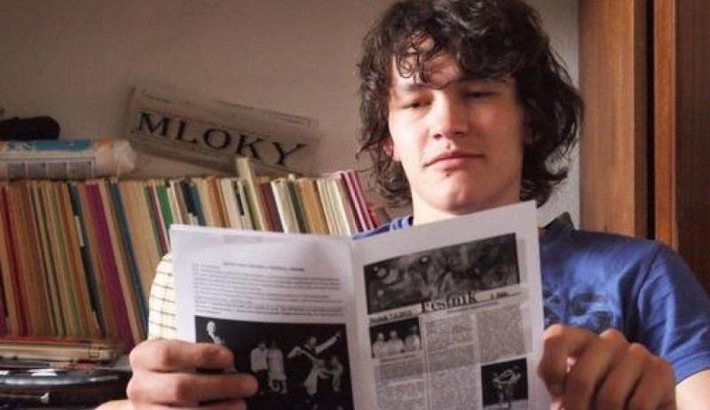 Jan Kučiak , 27-letni slovaški novinar