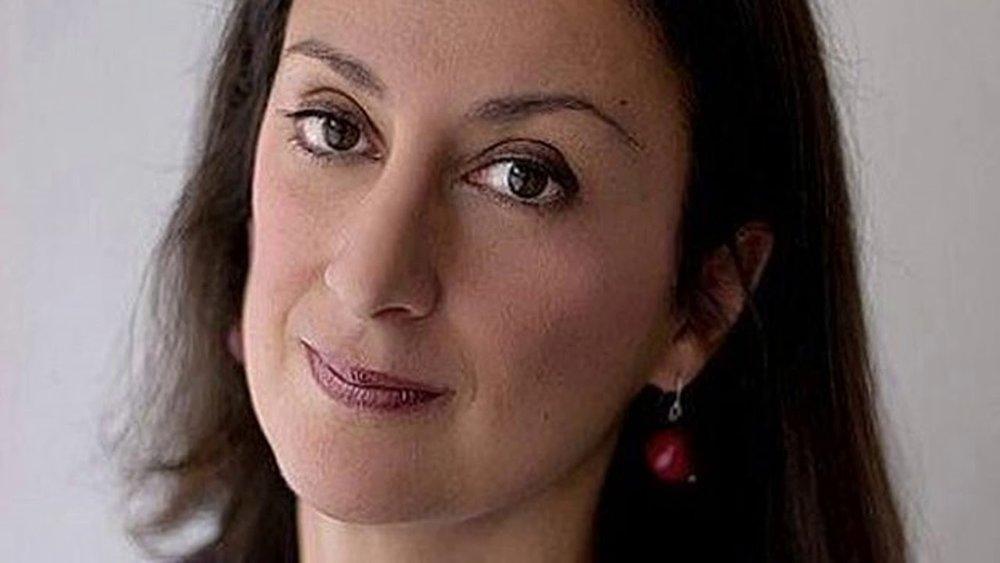 Daphne Caruana Galizia , 53-letna malteška novinarka