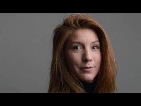 Kim Wall , 30-letna švedska novinarka