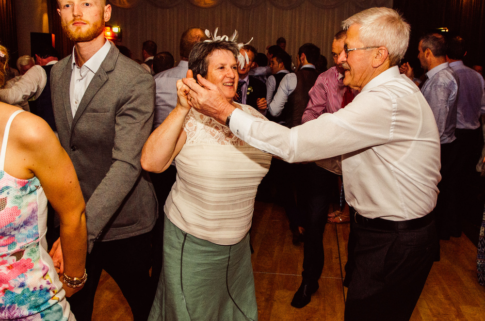 My Mum and Dad Jiving.