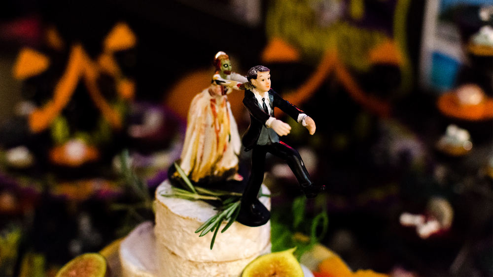 Cheese Cake Topper