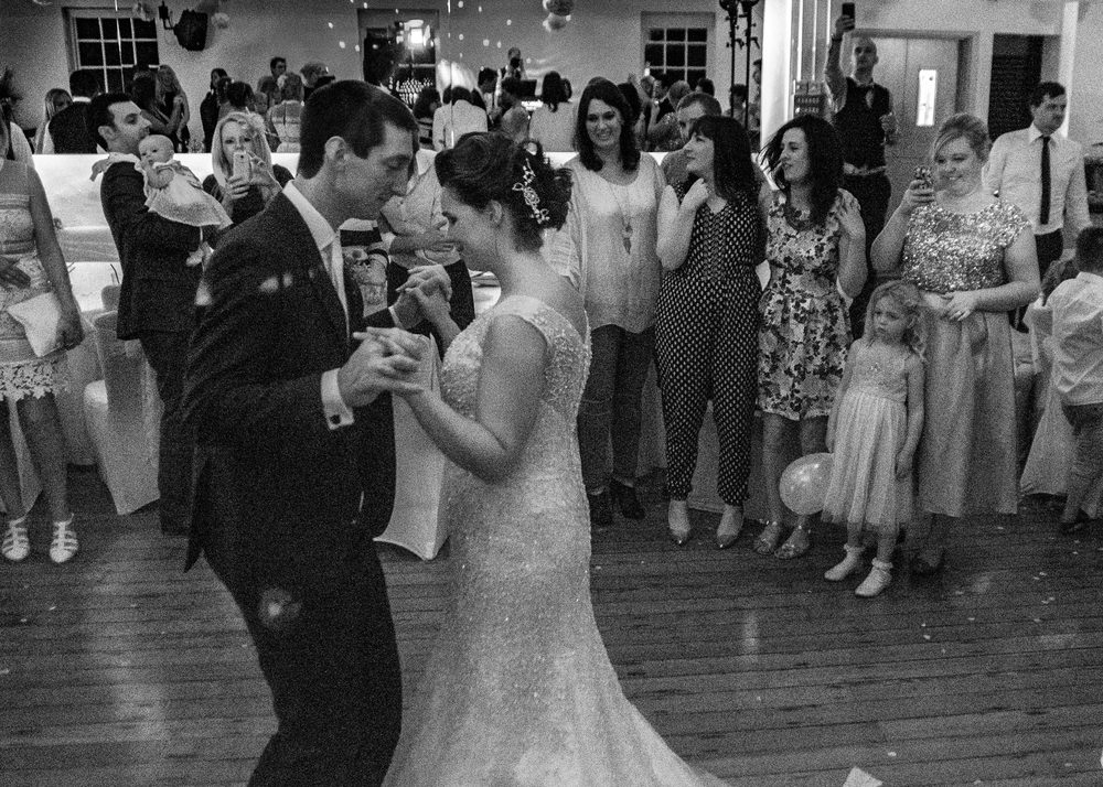 Castlefield Rooms (Manchester) First dance.