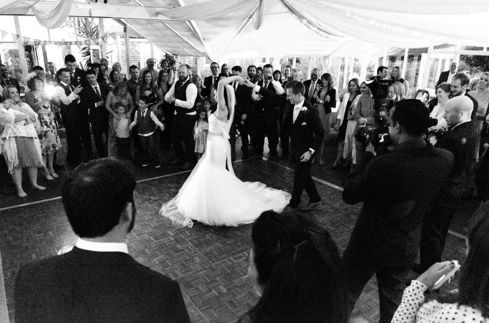 Abbeywood Estate Wedding. Twirl.