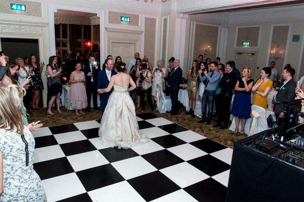 Wedding DJ at The Midland (Manchester)