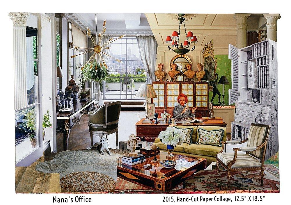 NANA'S OFFICE