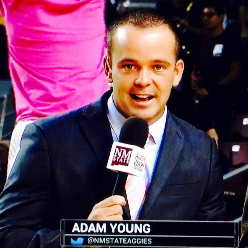 Adam Young, New Mexico State University