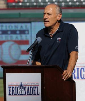 Eric Nadel, Texas Rangers