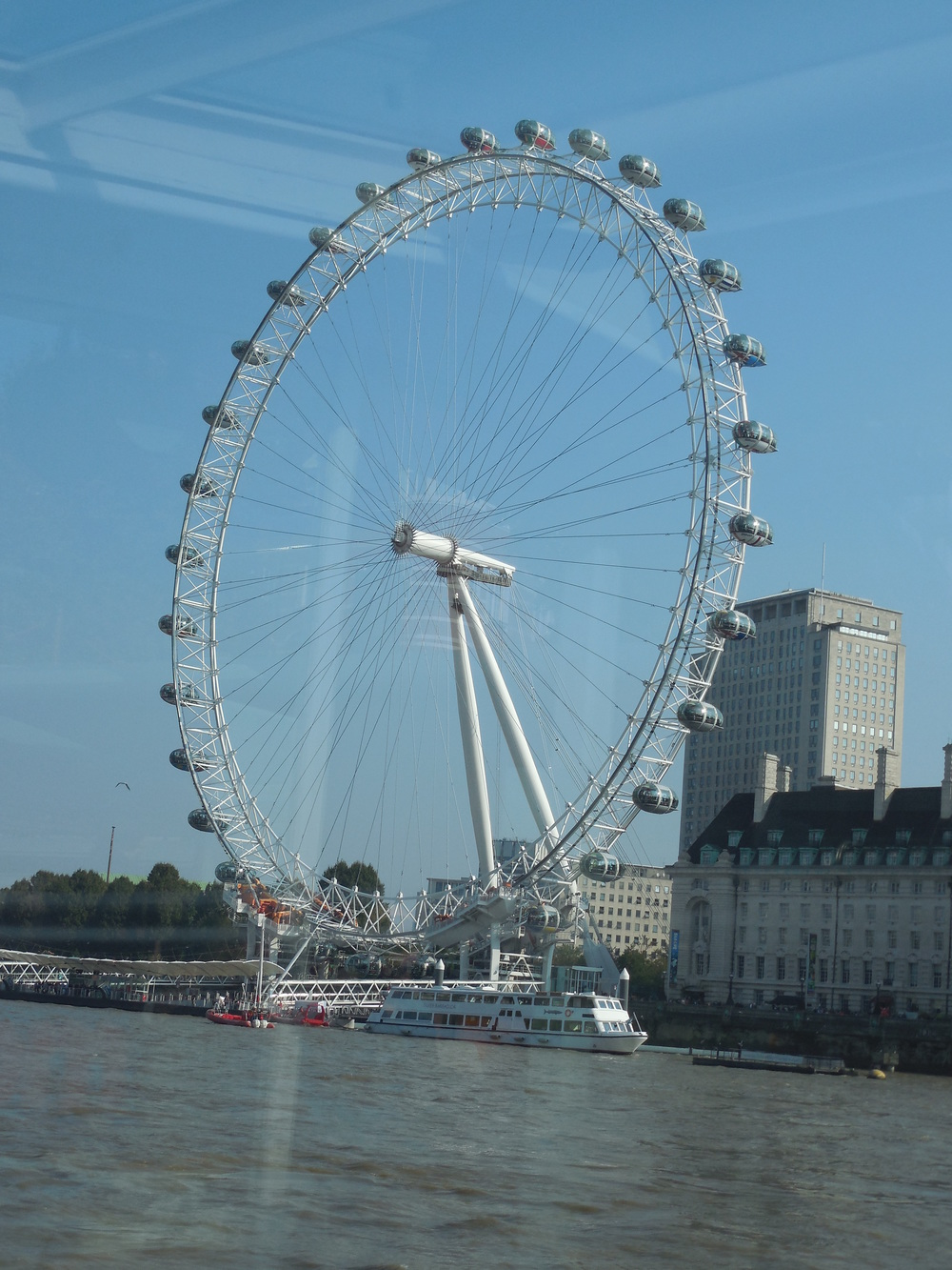 (London Eye Pier - London Eye, London Aquarium, London Dungeon, IMAX Cinema, National Theatre and Southbank Centre)