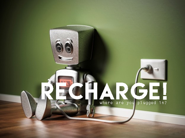 Recharge - May 28, 2017 - Damon Moore