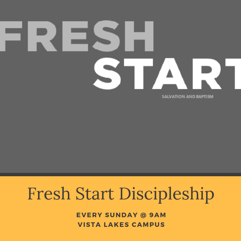 Discipleship City Group is designed to give believers an encouraging space to talk about who God is and what having a relationship with Jesus means for their life. This is where we walk out this Journey of Life Together through the Word of God.  This group is a safe place to ask genuine questions that may have challenged your faith. Meets every other Sunday morning before service at 9am at the City Place Church Vista Lakes campus.