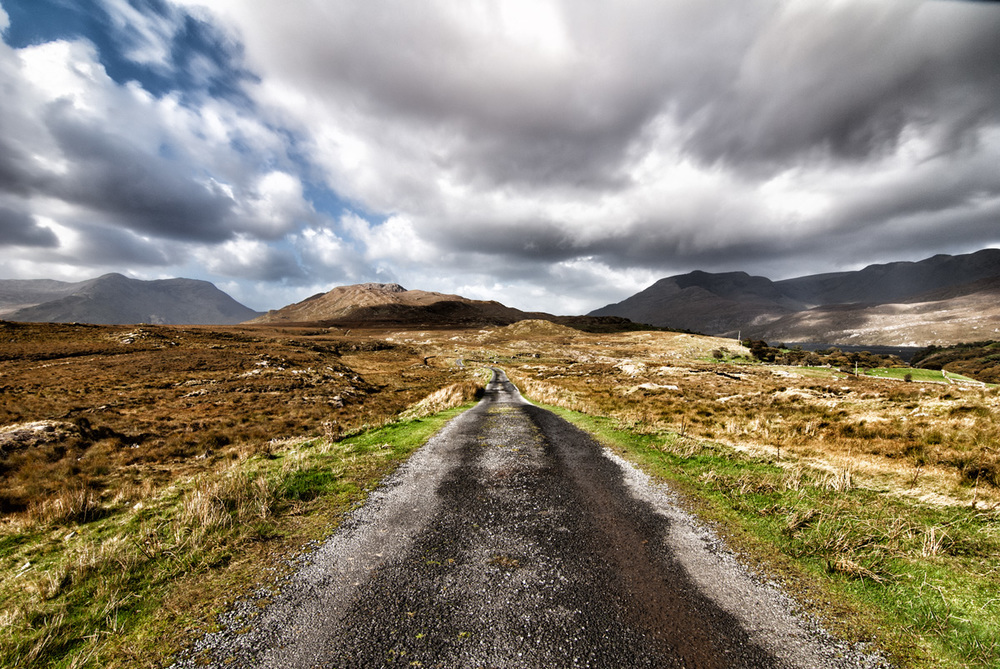 fine art - landscape - ireland - geoff mcgrath - Connamara loop.jpg