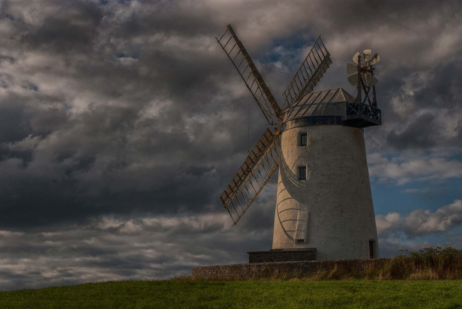 Ballycopeland Windmill, Co. Down by Geoff McGrath