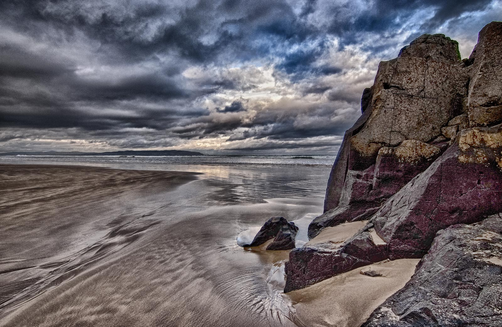 After the Dawn - Portstewart Strand - Geoff McGrath Photography