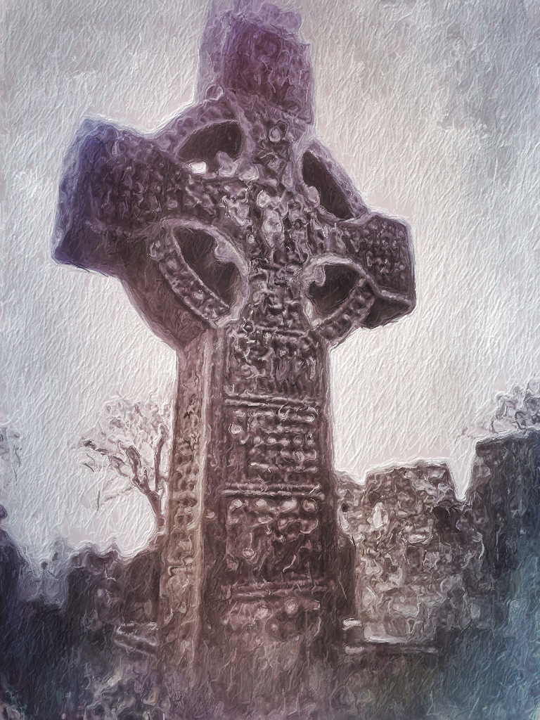 Monasterboice - Cross of Muineadach