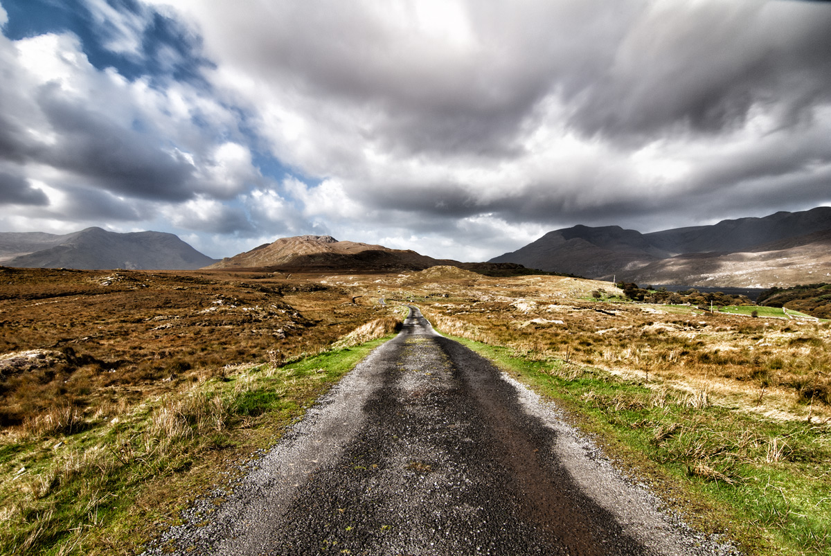Fine Art Irish Landscapes, Connemara, Co. Mayo, Geoff McGrath Photography