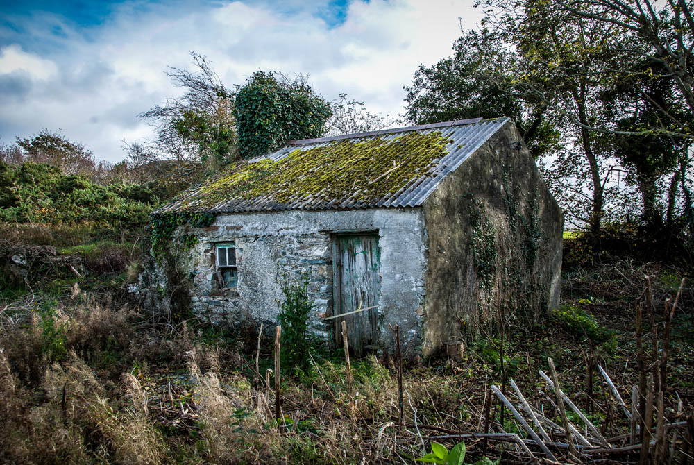 Deserted Cottage, Co.Mayo - Geoff McGrath Photography