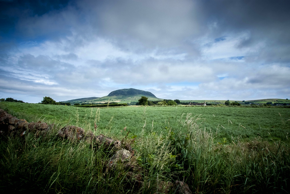 Fine Art Landscape Northern Ireland Slemish, Co.Antrim - Geoff McGrath Photography