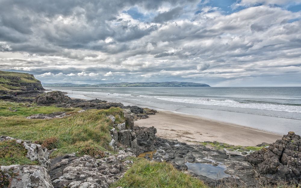 Looking to Donegal from Castlerock