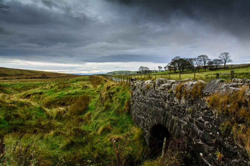 Irish Landscape - Newtowncrumlin 2 - Geoff McGrath