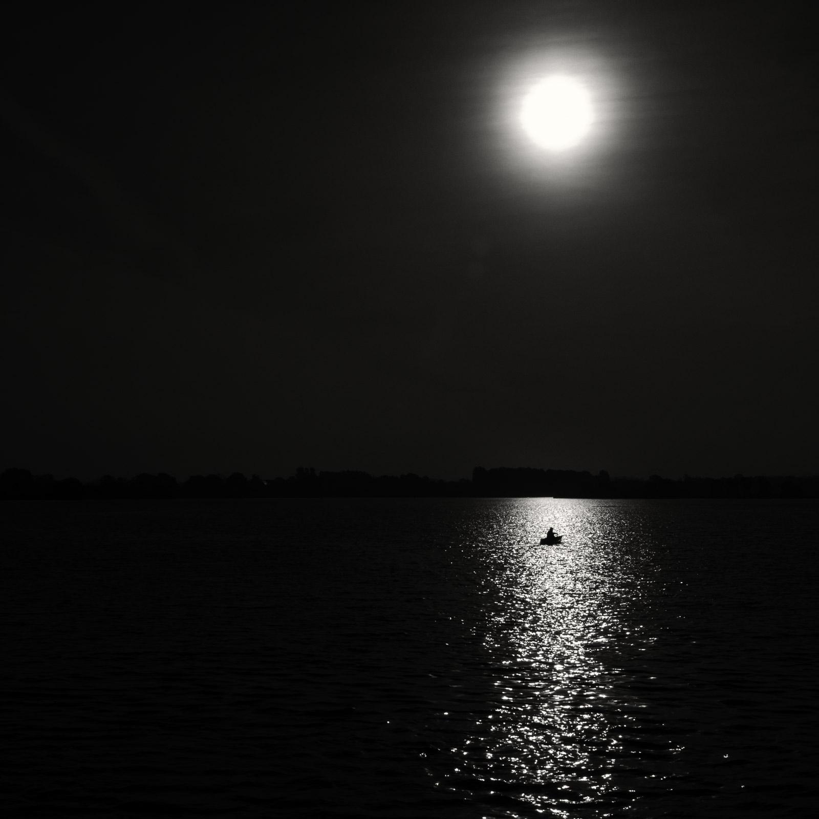 Alone at Oxford Island