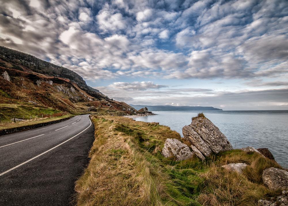 Coast Road, near Glenarm