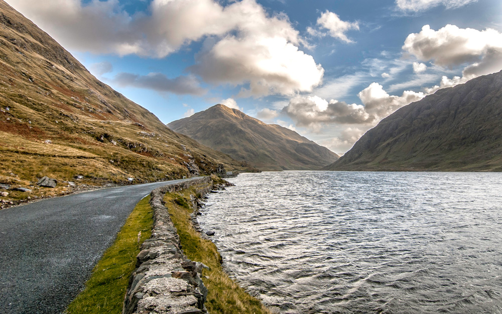 Lower Doolough Valley