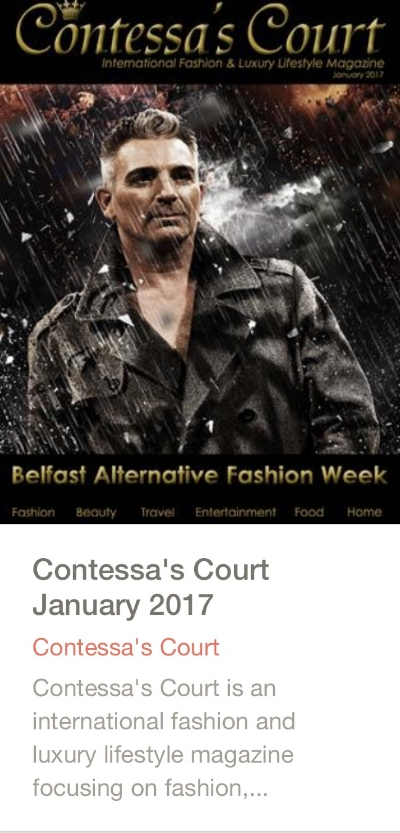 Cover Image - Contessa's Court Magazine