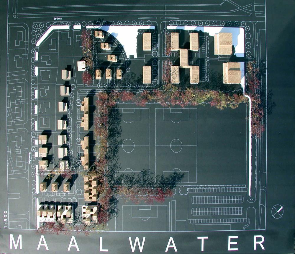 Maalwater - Heiloo, maquette (2)