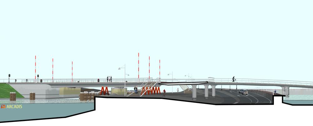 Friesebrug - Alkmaar (3)