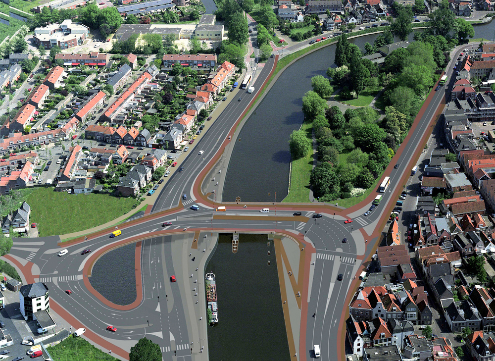 Friesebrug - Alkmaar (2)