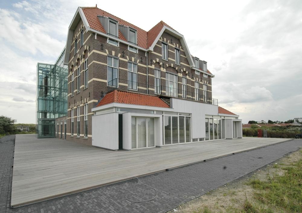 Koloniehuis - Egmond aan Zee (2)