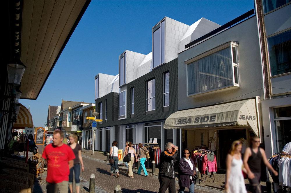 Voorstraat winkels - Egmond