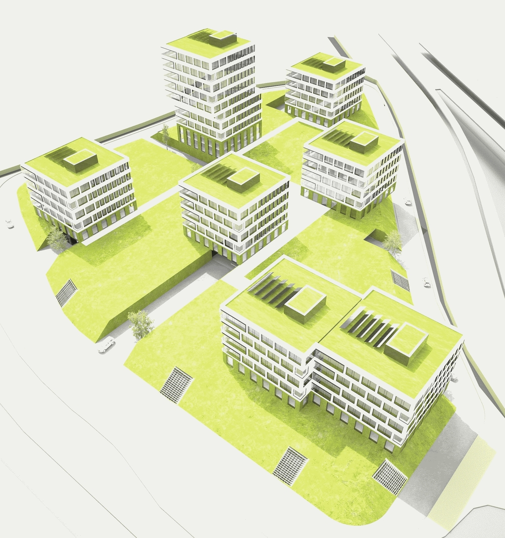 P8,  Kantoorbebouwing - Alkmaar (3)