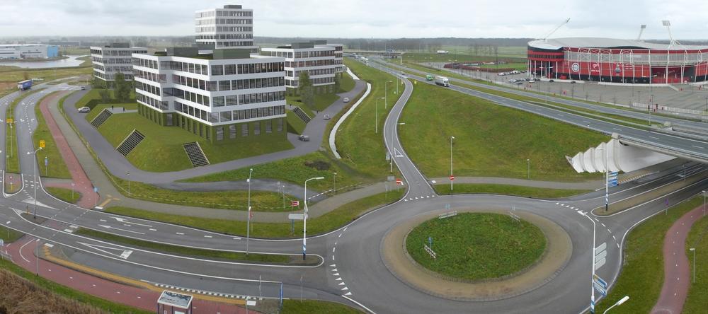 P8,  Kantoorbebouwing - Alkmaar (4)