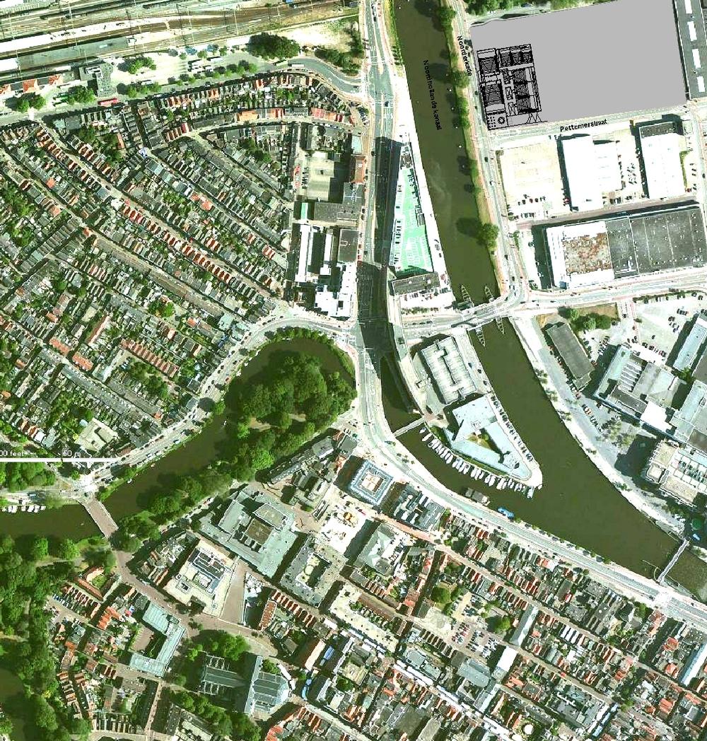 Bioscoop locatie - Alkmaar