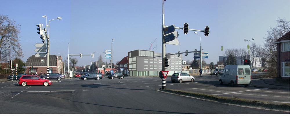 Kantoorbebouwing, Heilooertolweg - Alkmaar