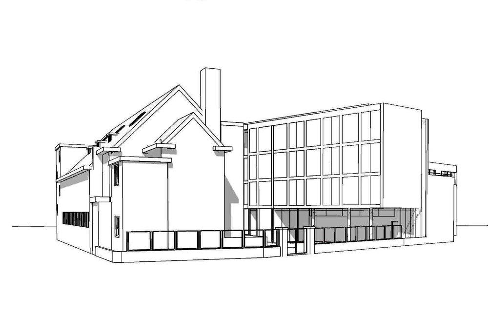 Hoteluitbreiding nieuwbouw - Alkmaar