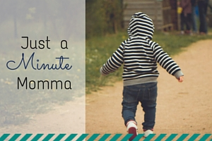 Just a Minute Momma - An Everyday Mom