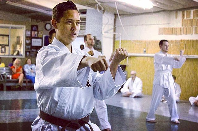 Go-jyu something with your life! #ABQMartialArts #NMKarate