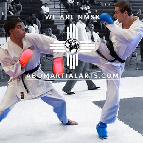 The ultimate aim of martial arts is not having to use them. #abqmartialarts #NMSK #NMKarate