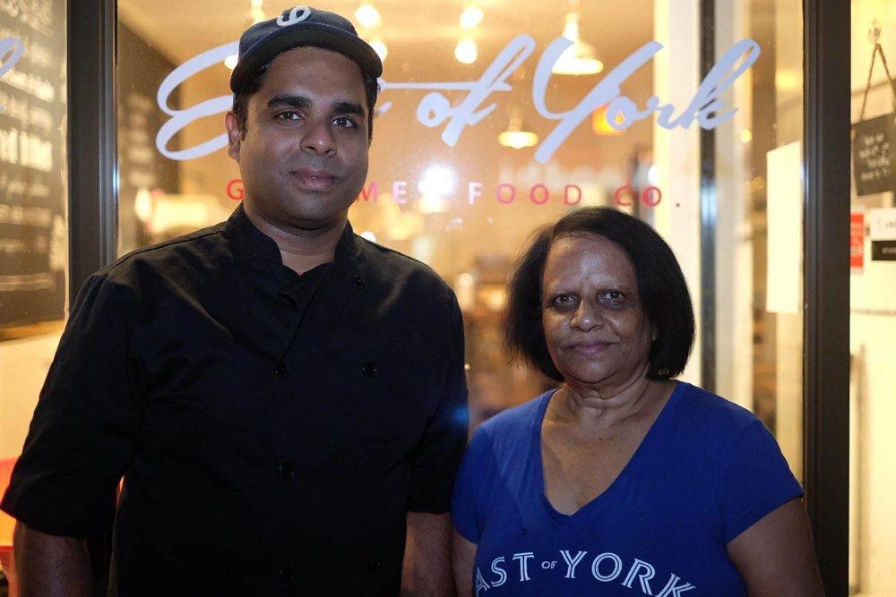 Ashvin and Shanta