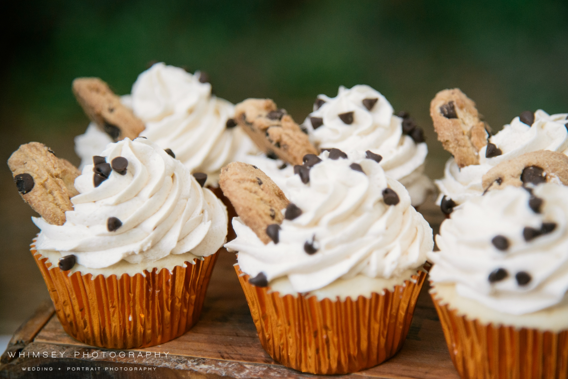 wedding cupcakes charleston