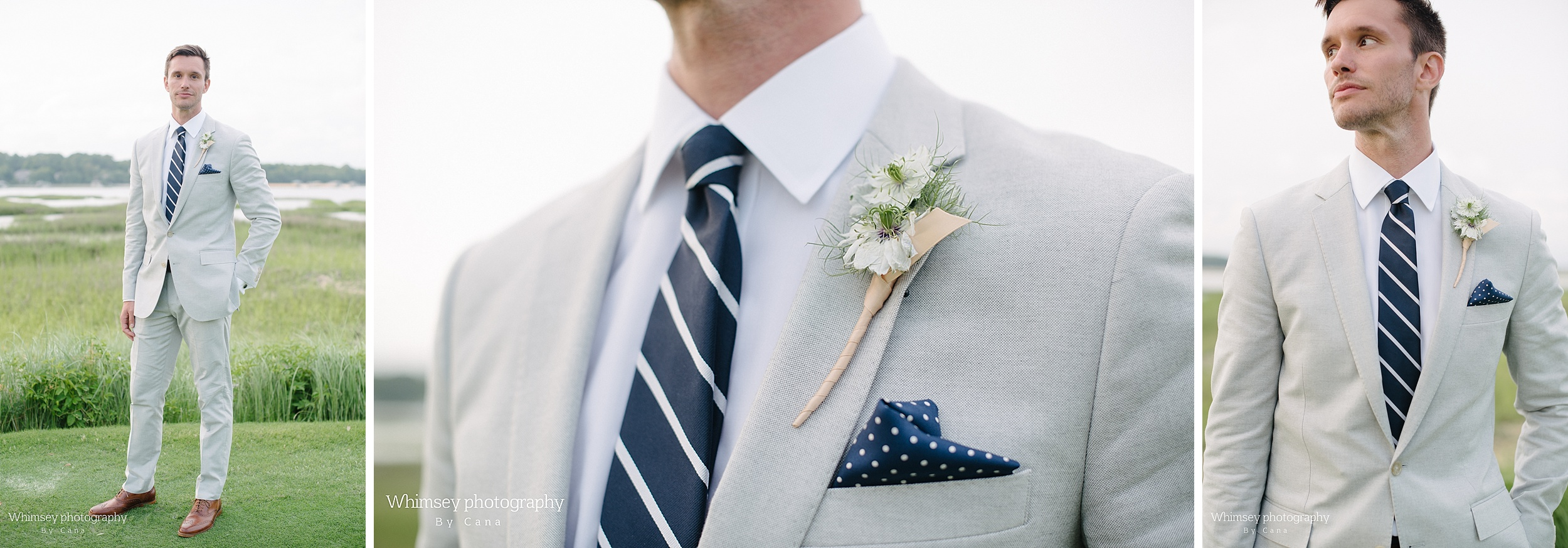 Whimsical Outdoor Hilton Head Wedding