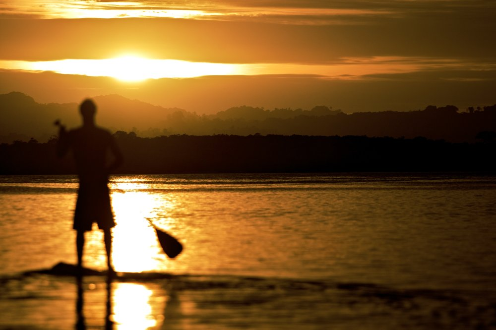 Papatura sup Sunset.jpg