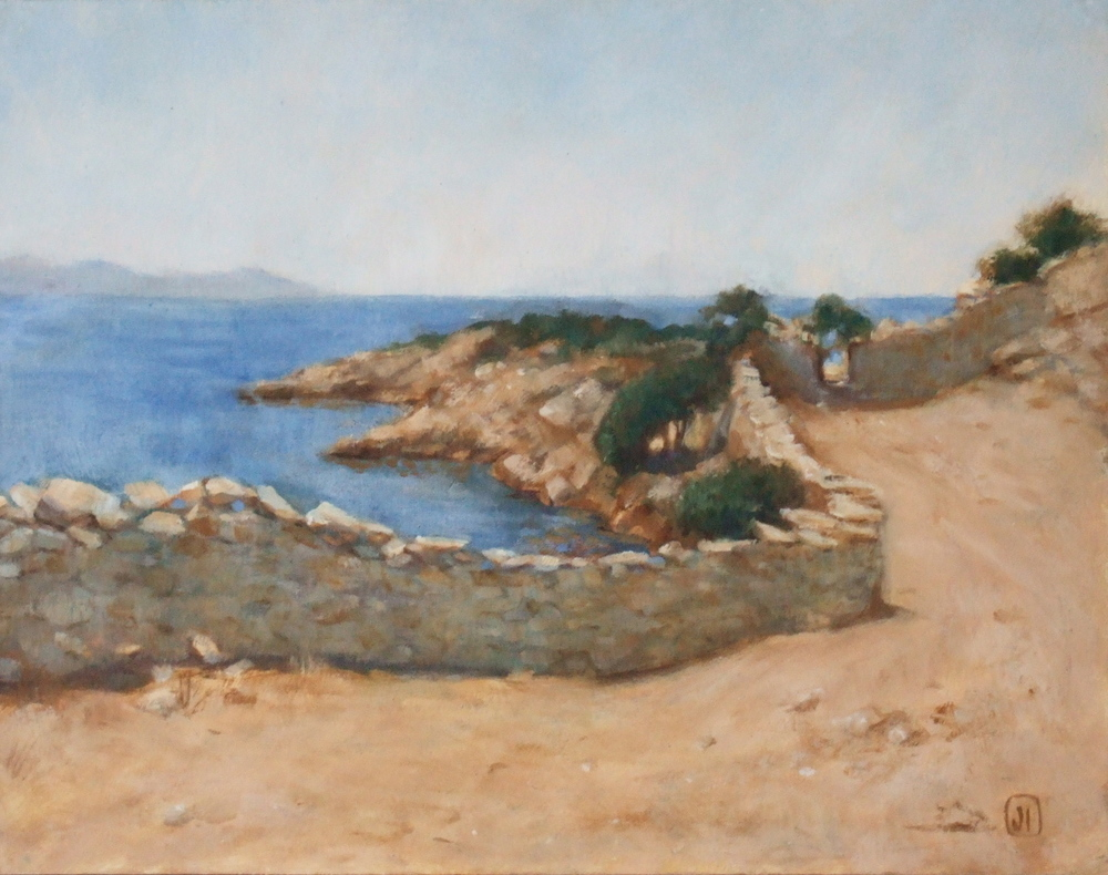 The Curving Wall, Faragas