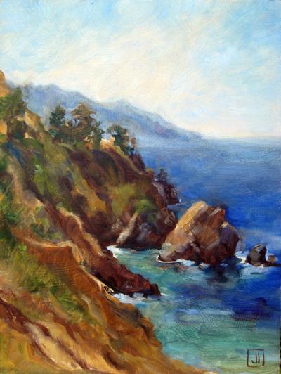 McWay Rocks, Big Sur