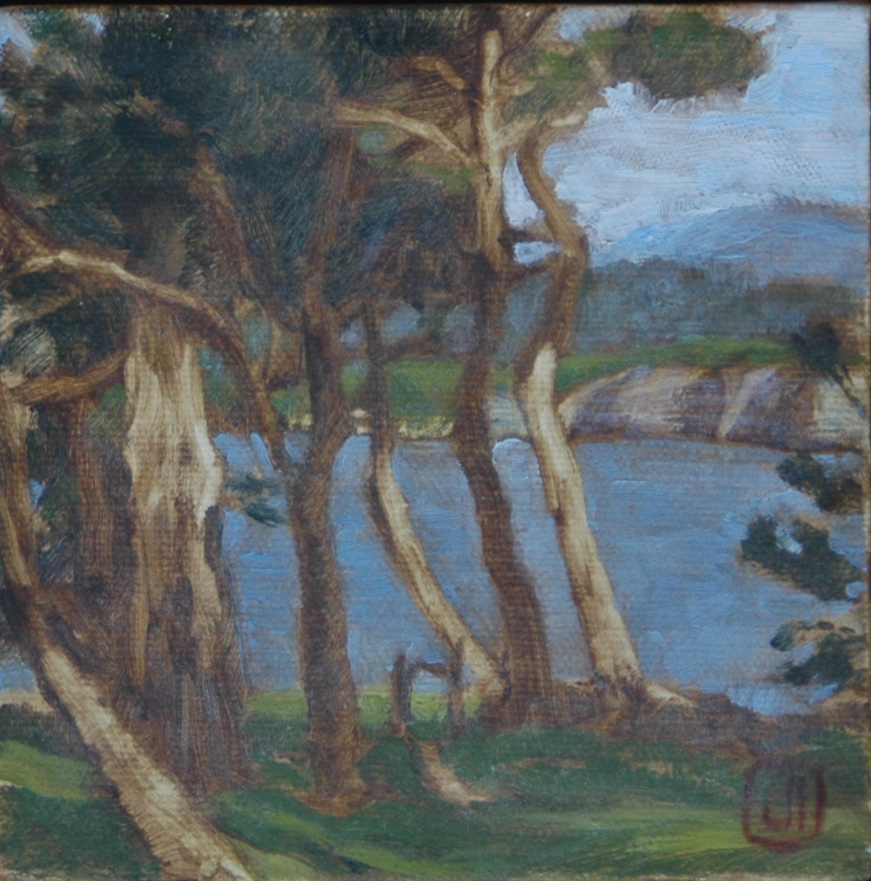 Cypresses, Pebble Beach