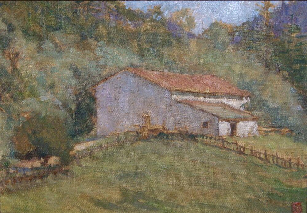 Homestead Barn, Molera