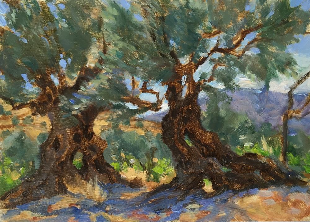 Dancing Olives